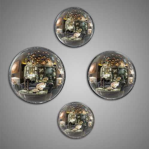 Antic Mirrors (set of 4)