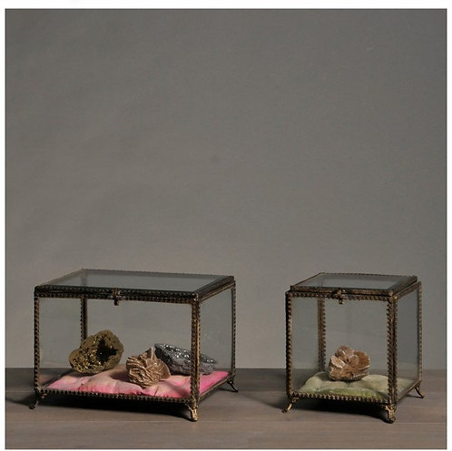 Jewelry Boxes (set of 2)