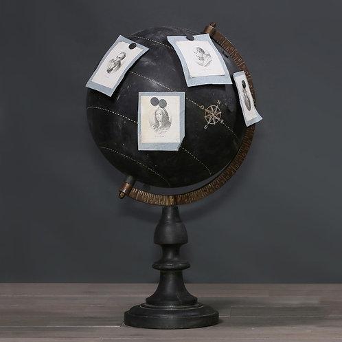 Black Meridian Globe