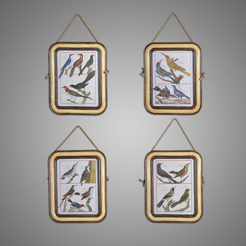 Shabby Chic - Birds (s.4)