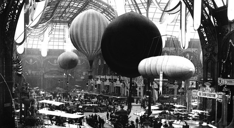 """L'Exposition Universelle de Paris, 1900"""