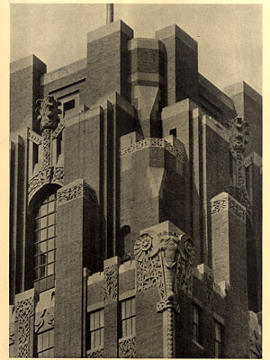 New York City and the allure of its Art Deco buildings