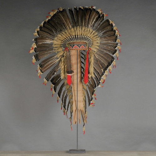 Large Sioux Indian Heardress