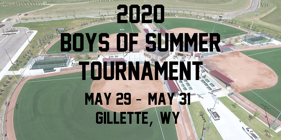 Boys of Summer Tournament