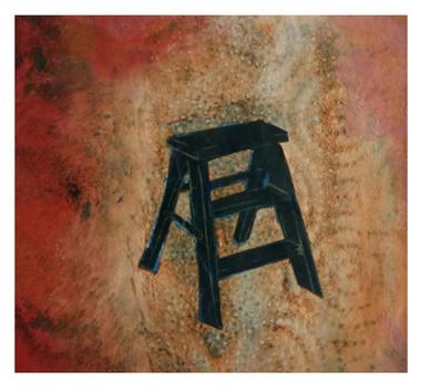 step stool, © 2004 Mike Sweeney