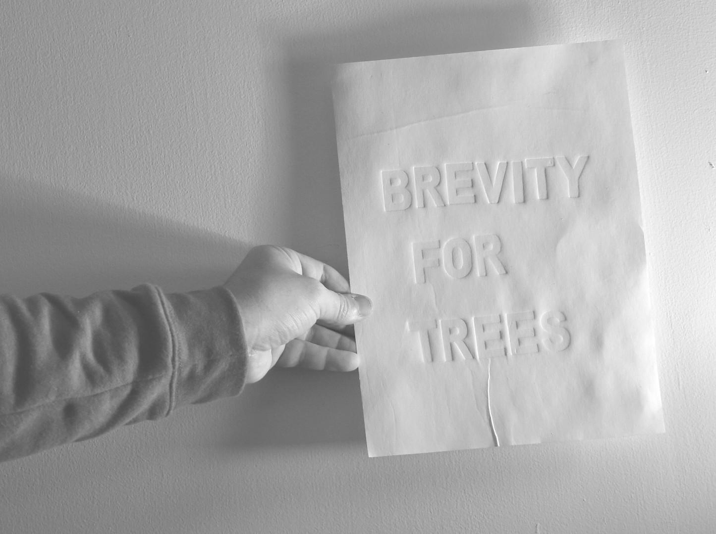 brevity for trees