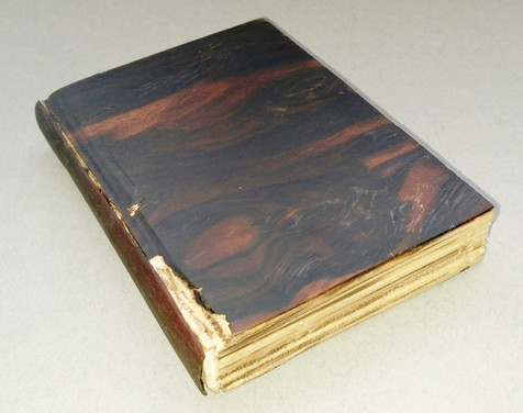 veneer and basswood: book of things we do not know