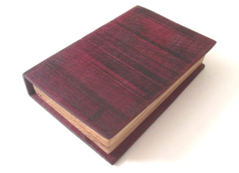 purpleheart and oak: book of things we do not know