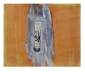 watercolor tube, © 2010 Mike Sweeney