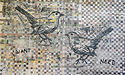 handwoven paper, rice paper, soy-based ink