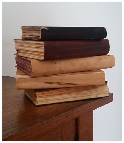small display stack: book of things we do not know