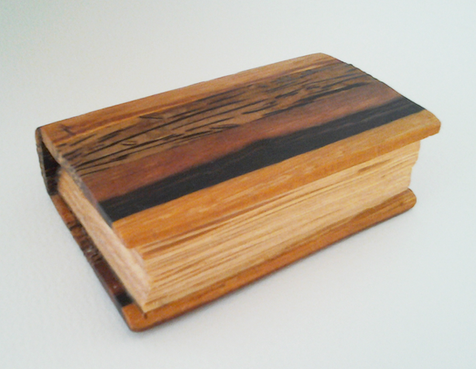 pen blanks and basswood: book of things we do not know