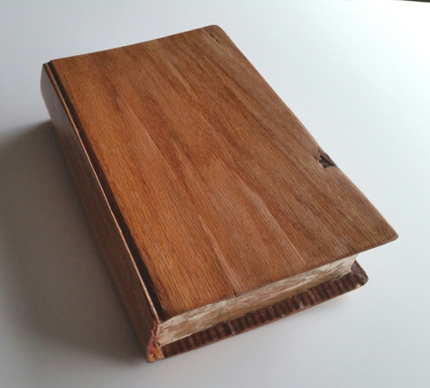 oak and balsa: book of things we do not know