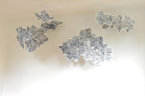 The Cloud (installation view)