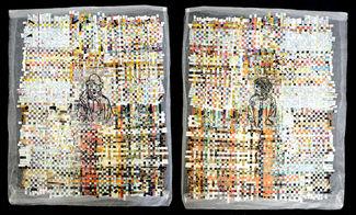 masks (sides 1 & 2) © 2021, Mike Sweeney