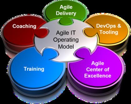 Agile operating & goveranance model