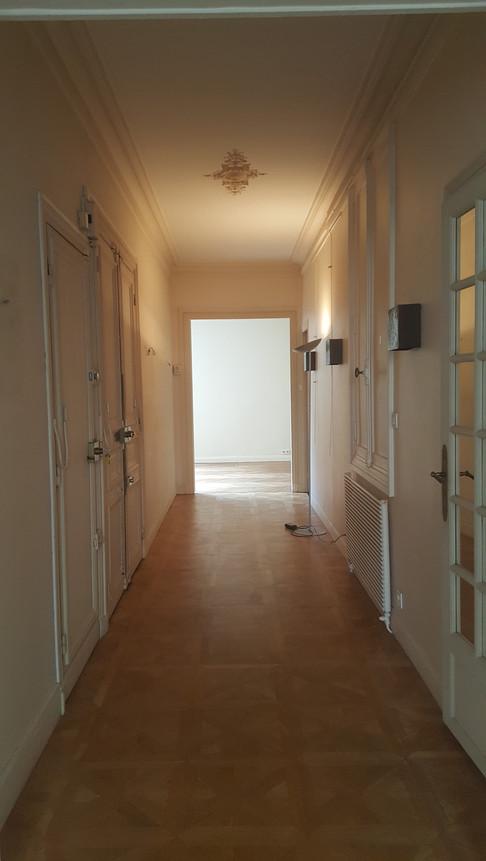 Paris 17; Mise en conformité électrique de bureaux