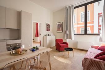 Boulogne Billancourt; revêtement de sol parquet, cuisine