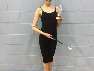 Twirler of the Month - January 2018