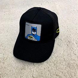Бейсболка BATMAN черная