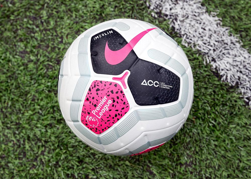 Купить футбольный мяч Premier League Merlin 2019 заказав в нашем интернет магазине, при отсутствии размера возможно заказать форму со склада производителя, срок 3-4 недели.
