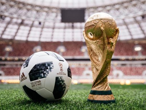 Футбольный Мяч Чемпионата Мира 2018 в России