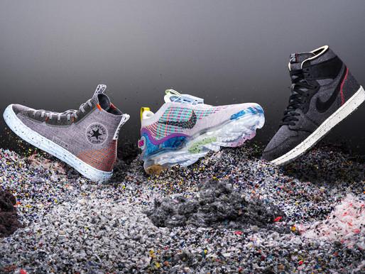 Nike, Converse и Jordan Brand обсуждают будущее устойчивого дизайна и инноваций