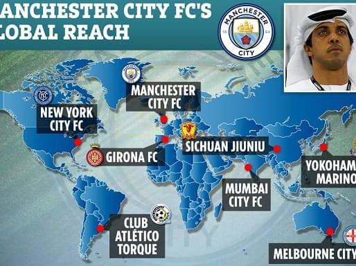 «City Football Group» присмотрела себе новый клуб во Франции