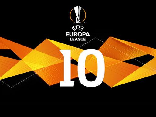 Топ-10 голов Лиги Европы УЕФА-2019/20
