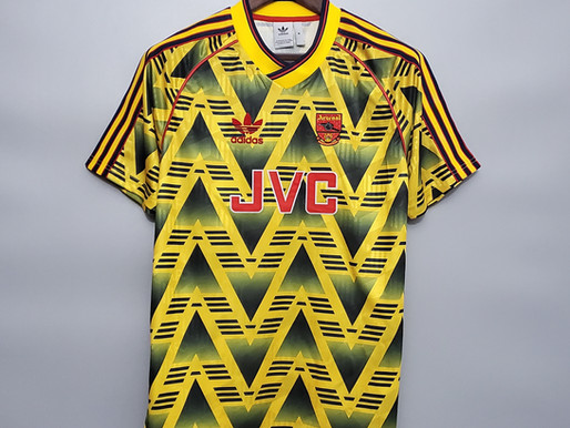 Арсенал в сезоне 1992-1993гг.