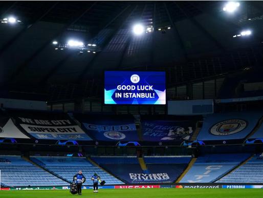 Манчестер Сити выходит в финал Лиги Чемпионов