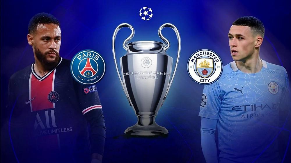 Матч 1/2 финала Лиги Чемпионов