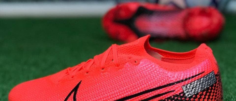 Nike Mercurial Vapor 13 Elite MDS FG / Футбольные бутсы найк / копы
