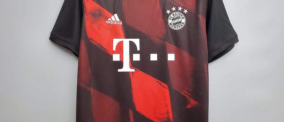 Футбольная форма Бавария 2020-2021 резервная