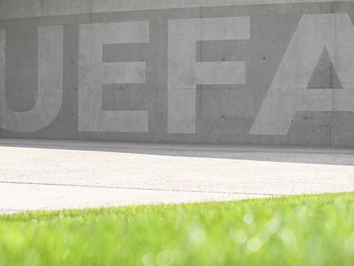 Исполком УЕФА утвердил новый регламент матчей для сборных