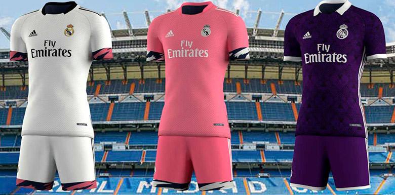 Купить футбольную форму Реал Мадрид 20-21 домашняя можно заказав в нашем интернет магазине