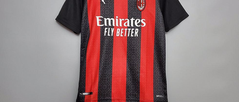 Футбольная форма Милан 2020-2021 домашняя
