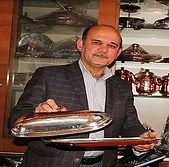 artisan of copperware