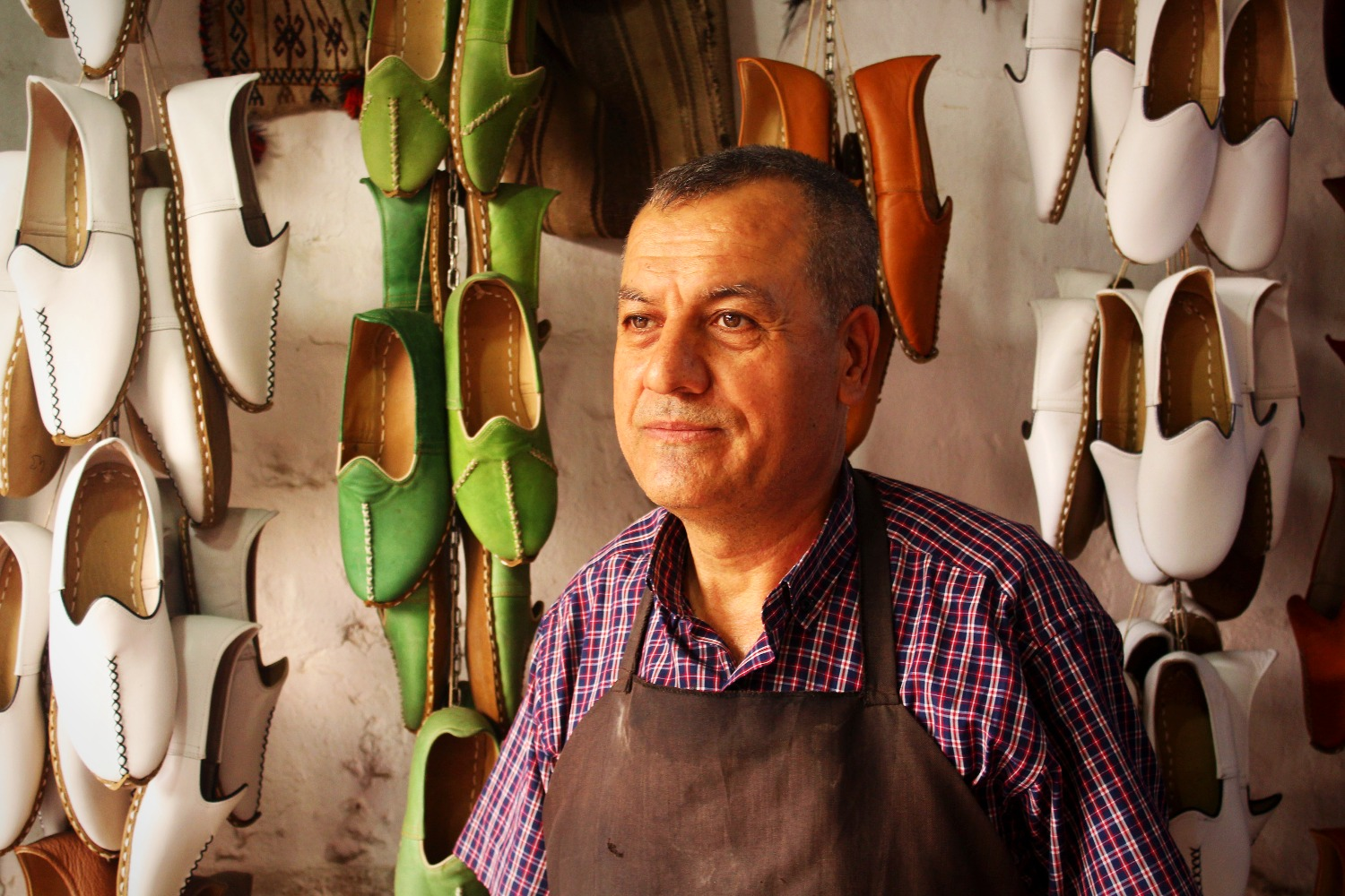 handmade leather shoes artisan