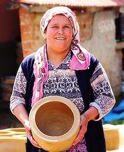 artisan of earthenware