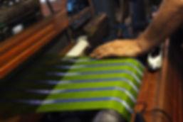 handmade kutnu woven silk artisan