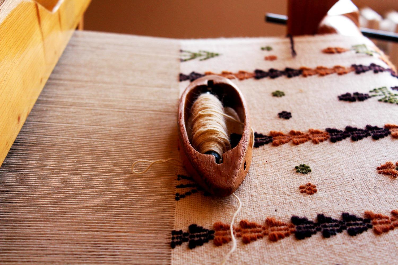 woven handmade kilim rug