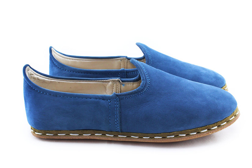 elvis presley handmade leather shoes for women side view