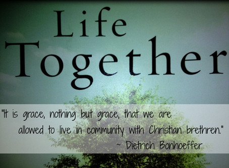 Bound Together by God's Love
