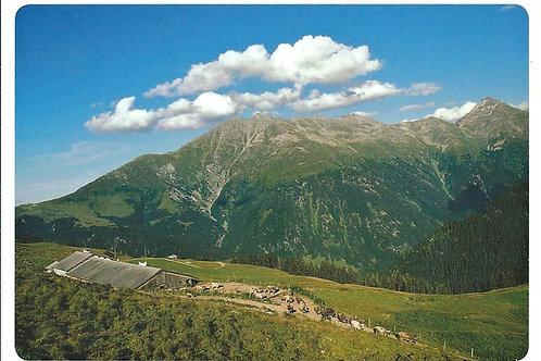 516 Kultur in Graubünden, zum Beispiel Alp Naustgel