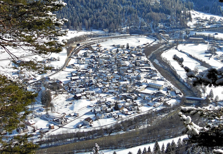 Jan. 8.1. - 13.1.2013 Andeer von Oben 08