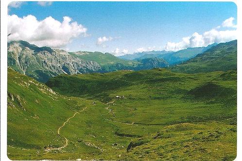 505 Kultur in Graubünden, zum Beispiel Alp Tambo bei Splügen