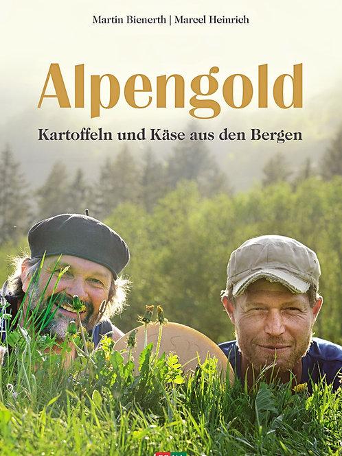 Alpengold Kartoffeln und Käse aus den Bergen