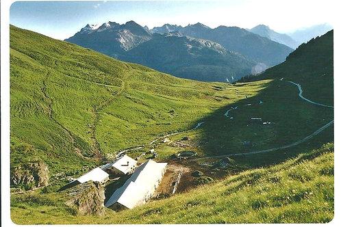 507 Kultur in Graubünden, zum Beispiel Alp Albin im Schams