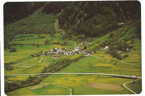 111 Kultur in Graubünden, z.B. Pignia, Bergdorf am Val Schons